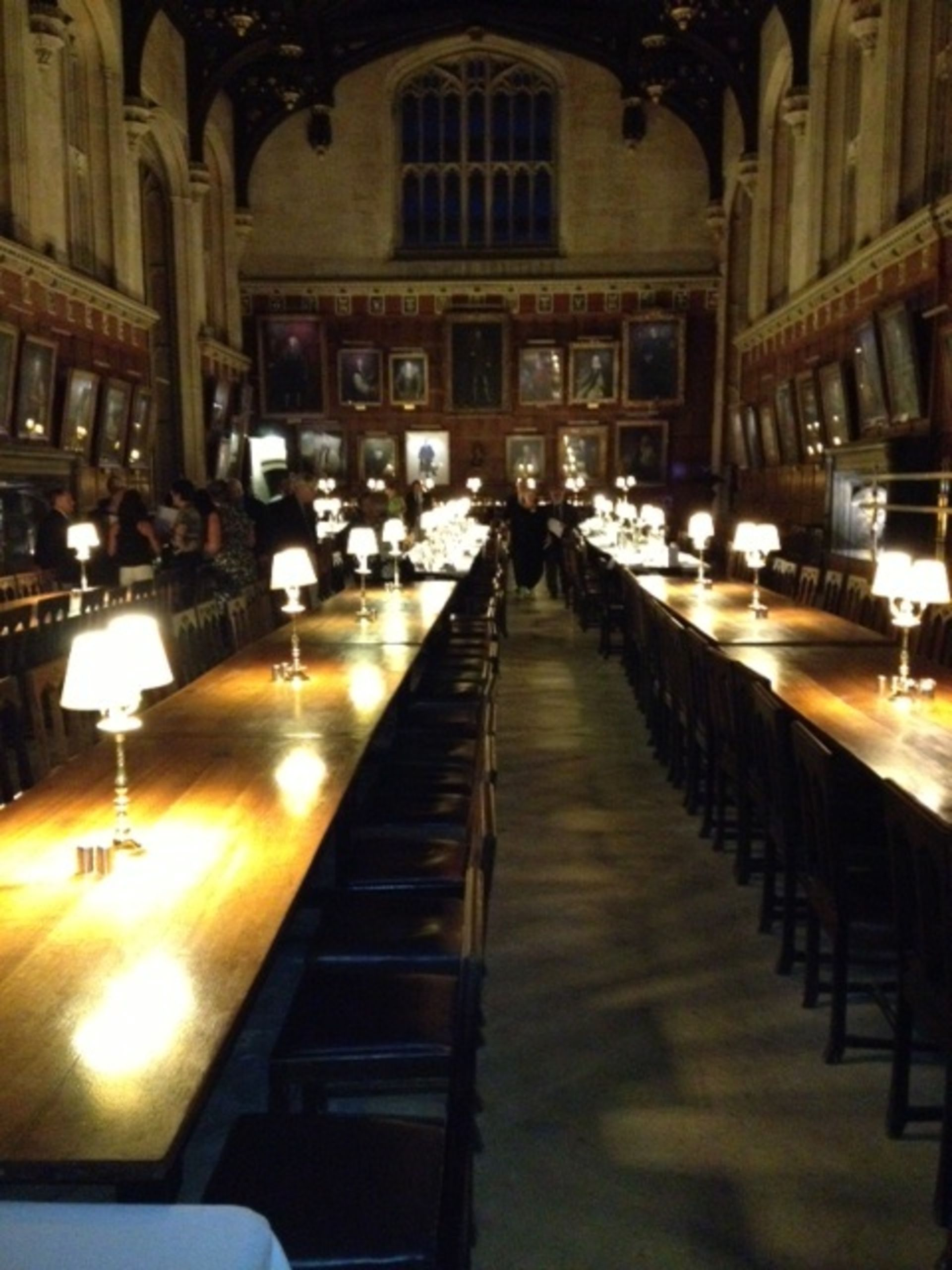 The Great Hall or Hogwarts?