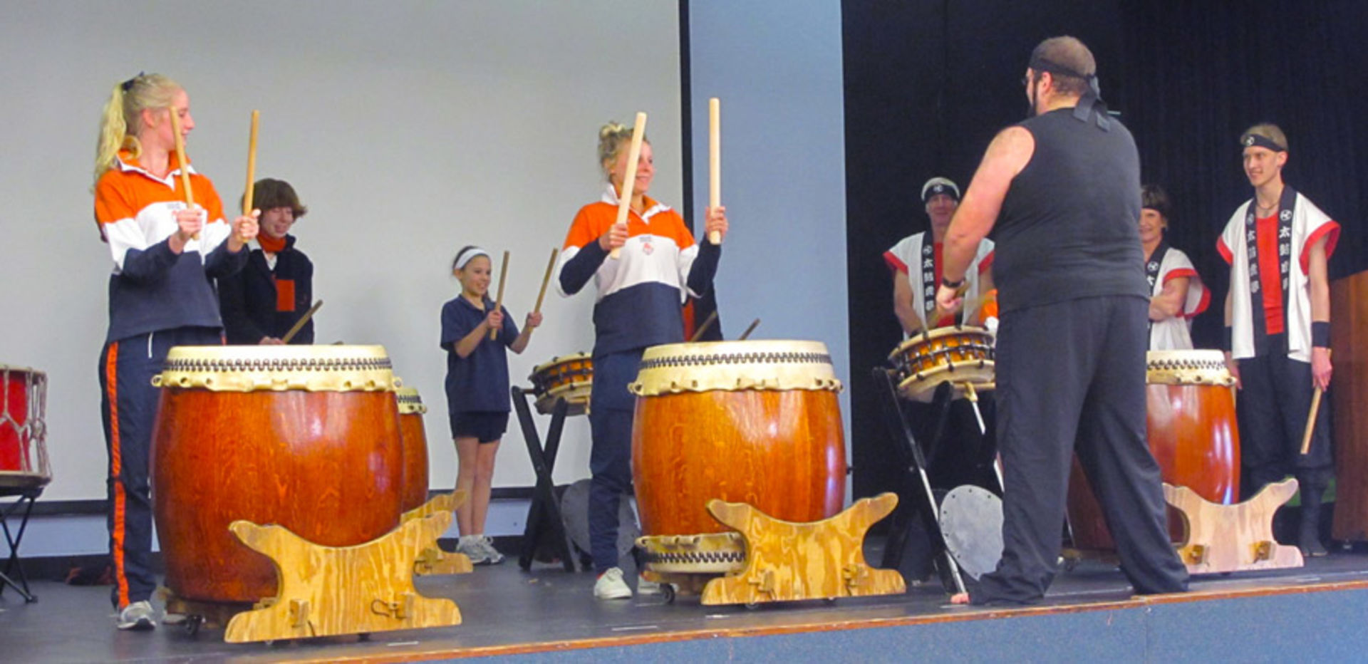 Taiko Drumming_1